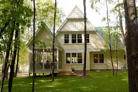 Contemporary Cottage Designs by Contemporary Cottage Home Designs House Design Plans