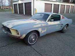1967 blue mustang 1967 ford mustang for sale on classiccars com 126 available