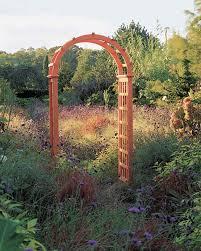inviting trellis martha stewart living lattice arches are