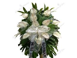 funeral flowers delivery flower delivery for funeral philippines style by