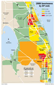 Fl Zip Code Map by Zip Code Map Of Palm Beach County 25255 Aouo Us