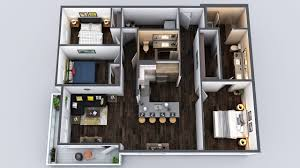 seattle 3 bedroom apartments at one lakefront south lake union