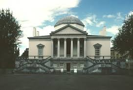 What Is A Cornice On A House Images Of Chiswick House By Lord Burlington