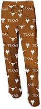 texas longhorns womens burnt orange keynote college pajama pants
