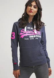 women jumpers u0026 cardigans superdry sweatshirt eclipse navy