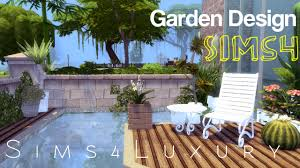 Sims 3 Garden Ideas Sims 4 House Building Garden Design
