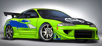 car mitsubishi eclipse how to draw a mitsubishi eclipse step by step cars draw cars