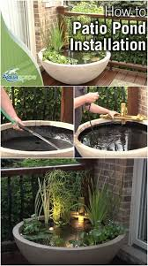 Diy Backyard Ponds 18 Breathtaking Backyard Pond Ideas