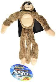 Flying Monkey Halloween Costume Amazon Flingshot Slingshot Flying Screaming Monkey Toys U0026 Games