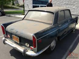 find peugeot peugeot 404 barn find one owner time capsule runs all original