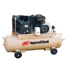10hp ingersoll rand 2 stage electric air compressor 34cfm caps shop
