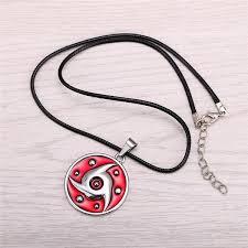 naruto anime necklace images Naruto mangekyou sharingan pendant marvelous drops jpg