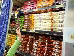 a trip to the grocery store the plunge down under