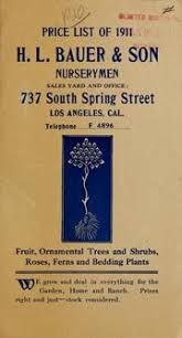 1926 price list of ornamental trees and shrubs fruit trees berry