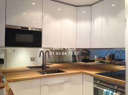 cr ence miroir cuisine poser une credence de cuisine maison design bahbe com