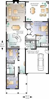 narrow lot house plan inspiring single story narrow lot house plans 95 with additional