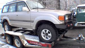 icon land cruiser fj80 restoration 1992 fj80 arb products installation video 14 youtube