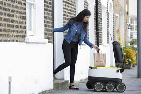 ohio is now the fifth u s state to permit delivery robots on