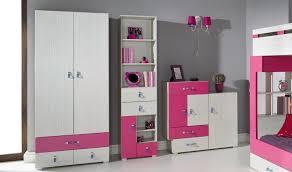 armoire chambre fille armoire en bois 2 portes vera armoire enfant pas cher armoire