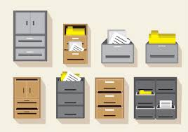 Free Filing Cabinet Vector File Cabinet Download Free Vector Art Stock Graphics