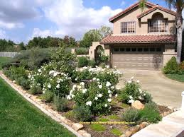 Front Yard Landscaping Without Grass - backyard landscaping ideas no grass front yard without modern