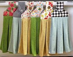 kitchen towel craft ideas hanging dish towels craft ideas towels dishes and