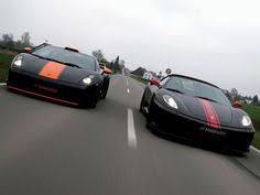 f430 vs lamborghini gallardo f430 scuderia vs lamborghini