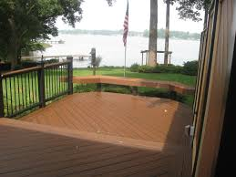 composite decking archadeck of charlotte