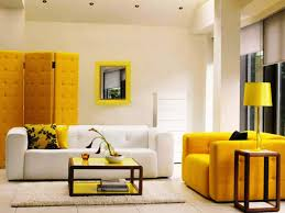 Yellow Living Room Ideas by Living Room Contemporary Living Room Design With Modern Black