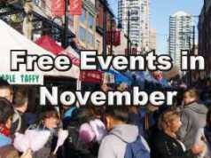 thanksgiving weekend 2017 vancouver s best places