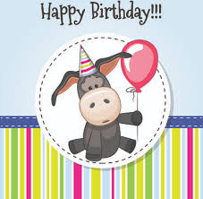 baby s birthday happy birthday baby cards design vector free vector in adobe