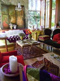 Hippie Home Decor by Living Room Hippie Boho Living Room Bohemian Living Room Colors