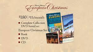european christmas rick steves u0027 europe tv special