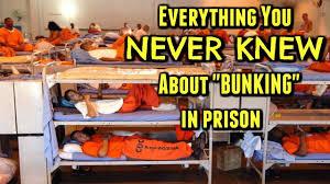 Prison Bunk Beds Top Bunk Vs The Bottom Bunk In Prison