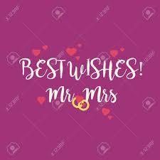 wedding best wishes magenta wedding best wishes mr mrs congratulations card