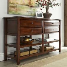 Pier One Console Table Anywhere Large Tuscan Brown Console Table With Kno Pier 1 Imports