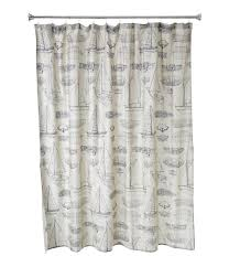 Childrens Shower Curtains by Bathroom Nautical Nights Beautiful Sketch Design Kids Shower