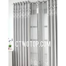 Rustic Country Curtains Gray Striped Rustic Cheap Primitive Country Curtains On Sale