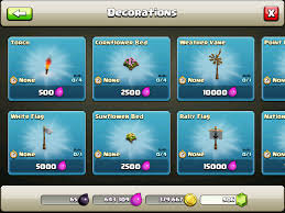 clash of clans mobile games ui ux design mobile games patterns