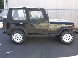 jeep wrangler side file 1995 jeep wrangler yj right side jpg wikimedia commons