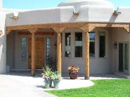 decorated santa fe style homes style home decorations