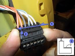 renault megane rear light wiring diagram renault wiring diagrams