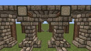 Stone Stairs Minecraft by How To Make A Cool House In Minecraft Bc Gb
