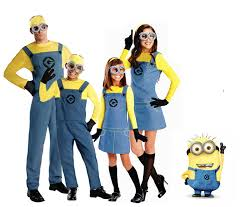 minion jumpsuit halloween gift anime despicable me cosplay