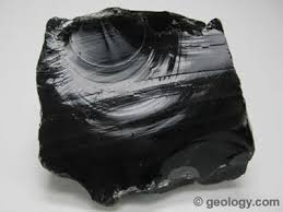 obsidian igneous rock pictures uses properties