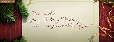 best wishes merry and a prosperous new year cover