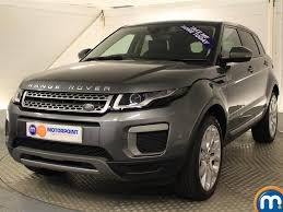 land rover evoque used land rover range rover evoque cars for sale in birmingham