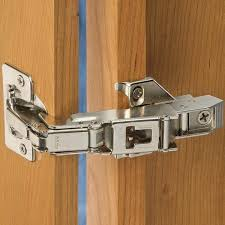how to update cabinet hinges pair of blum 170 degree clip top frame on cabinet hinge with mounting plate