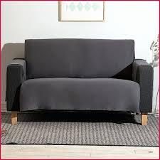 housse canapé en cuir housse canapé 2 places avec accoudoirs liée à canape lovely