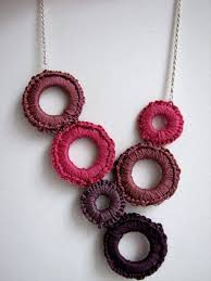 crochet necklace patterns images 60 free vintage crochet jewelry ideas diy to make jpg